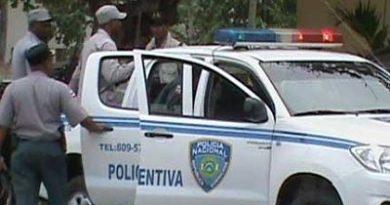PN lamenta el deceso de hombre tras accidente de tránsito con patrulla que daba persecución a dos antisociales.
