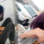 SUPUESTAMENTE: La muchacha se auto secuestró para sacarle dinero a sus padres