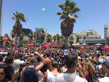 Tel Aviv vuelve a celebrar el Orgullo Gay más grande de Oriente Medio