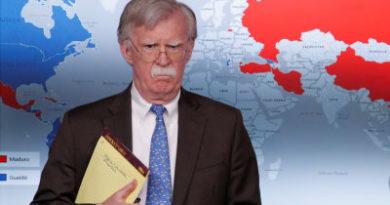 """Trump sobre Bolton: """"Si dependiera de él se enfrentaría al mundo entero de una vez"""""""