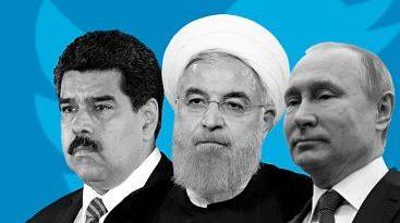 Twitter eliminó miles de cuentas vinculadas a los regímenes de Venezuela, Irán y Rusia utilizadas para propaganda y manipulación