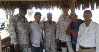 Aparece sano y salvo envejeciente reportado como desaparecido en La Vega