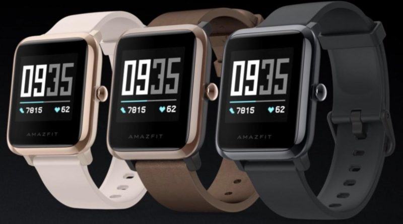 Amazfit Bip 2 es el nuevo reloj inteligente de Xiaomi con ECG
