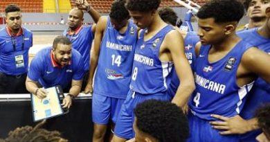República Dominicana comienza con triunfo en el Premundial de baloncesto