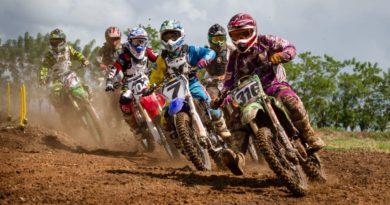 Campeonato Nacional de Motocross este domingo en Río San Juan