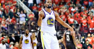 Durant tampoco accionará hoy; Thompson mejora