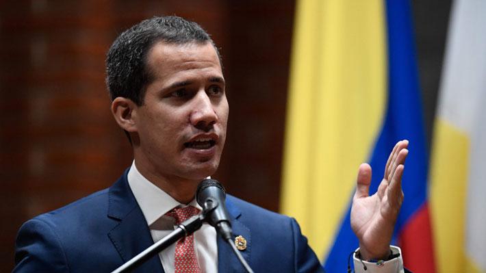 """Guaidó asegura que """"no está planteada"""" una nueva reunión con el Gobierno de Maduro"""