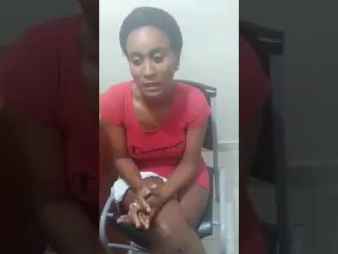 Salió de la cárcel hace 8 meses la mujer que participó en asalto al jefe de seguridad de suegros de Danilo