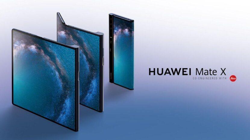 El Huawei Mate X se lanzará como muy tarde en septiembre y llegará con Android