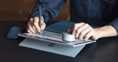 Microsoft trabaja en un lápiz digital que se convierte en un auricular Bluetooth