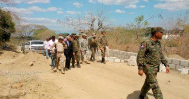 Dominicana su refuerza frontera ante anuncio de nuevas protestas en Haití