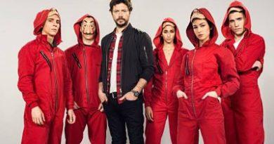"Netflix revela nuevo tráiler de la tercera temporada de ""La casa de papel"""