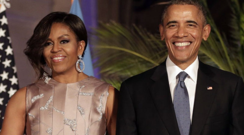 Los Obama producirán podcasts para Spotify