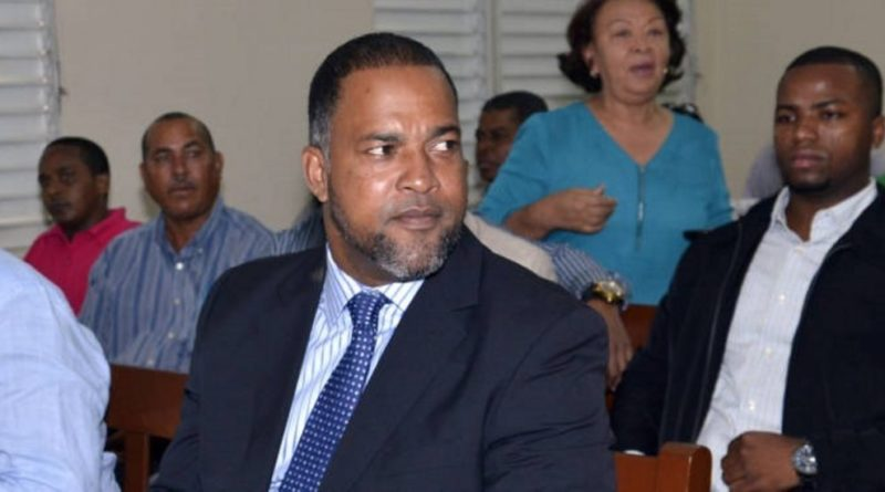 Ratifican en apelación ocho años de prisión contra exalcalde Raúl Mondesí