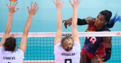 R.Dominicana dispone de Bélgica en Liga de Naciones