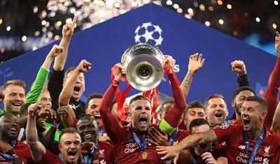 Salah y Origi dan al Liverpool su sexta Copa de Europa