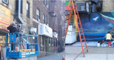 """Así se prepara el rodaje de la película """"In The Heights"""" de Lin Manuel Miranda que se filmará en el Alto Manhattan"""