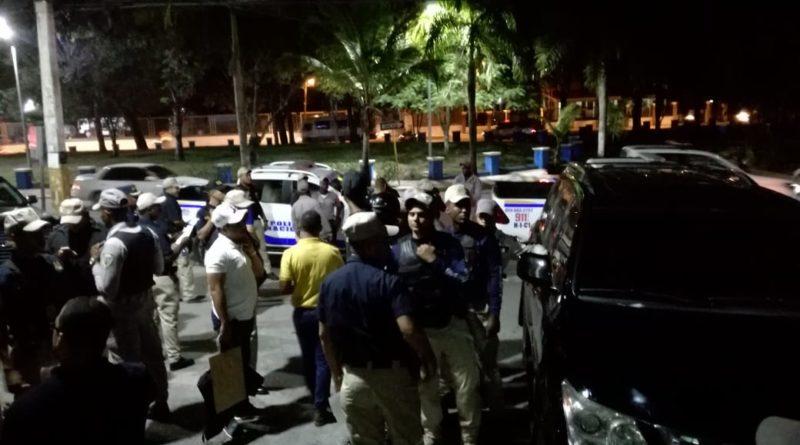 Policía Nacional y varias instituciones trabajan contra Explotación Sexual