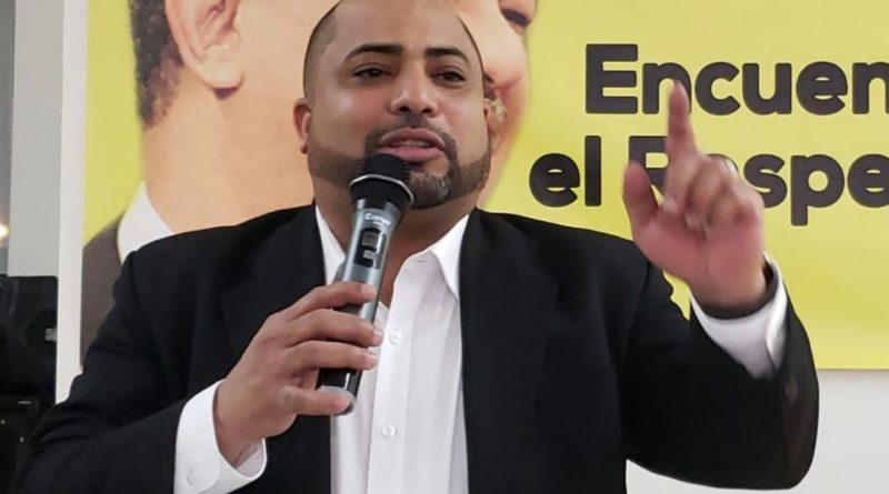 Los 300 con Leonel califica de bochorno a dignidad del congreso represión policial contra diputados