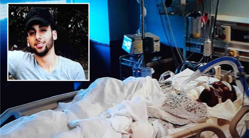 Sigue grave dominicano que salvó la vida a niña de 4 años en voraz incendio que dejó 13 heridos