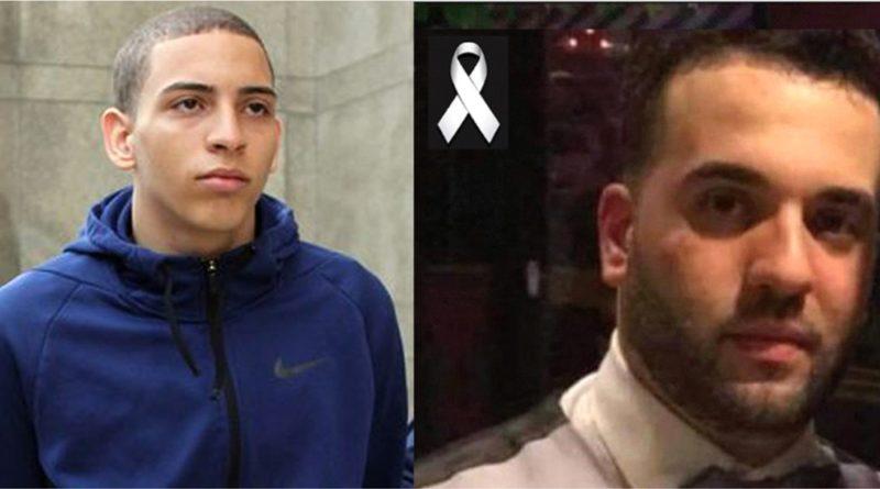 Un dominicano acusado por asesinar bodeguero en el Alto Manhattan después de entregarse a la policía