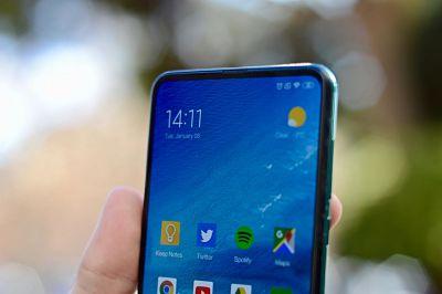 Xiaomi enseña su móvil con cámara frontal bajo la pantalla