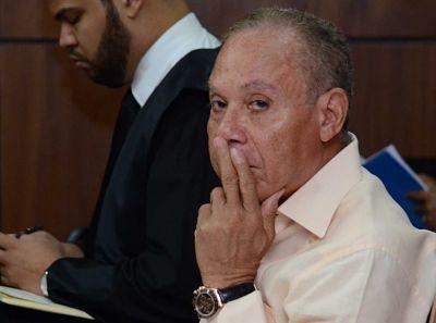 Ángel Rondón alega violan el debido proceso Instancia. Defensa apela la sentencia que lo envía a juicio de fondo.