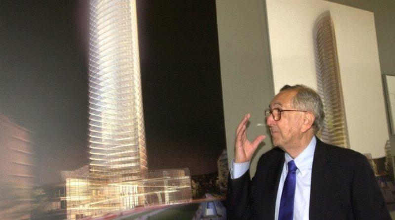 Muere César Pelli, el arquitecto que creó las Torres Petronas