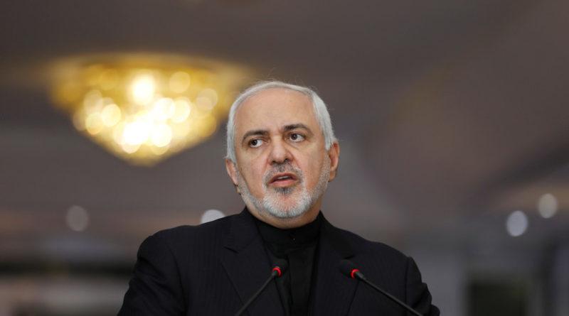 """Canciller iraní: La puerta a la negociación está """"abierta"""" si Trump levanta sus sanciones"""