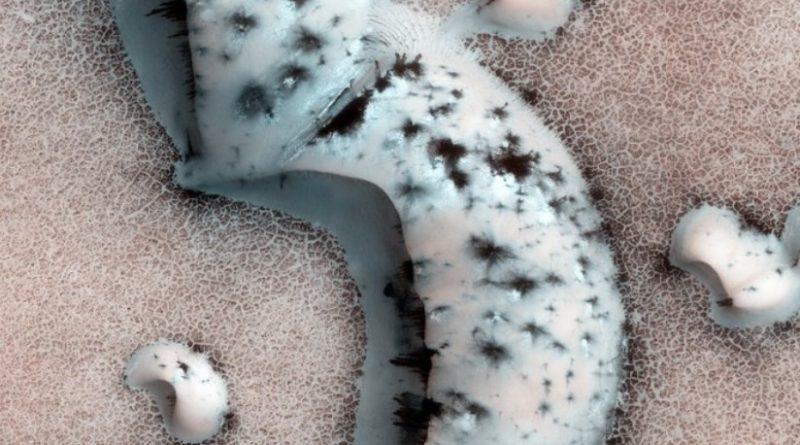 Los humanos podrían vivir en Marte gracias a este material, afirman los científicos