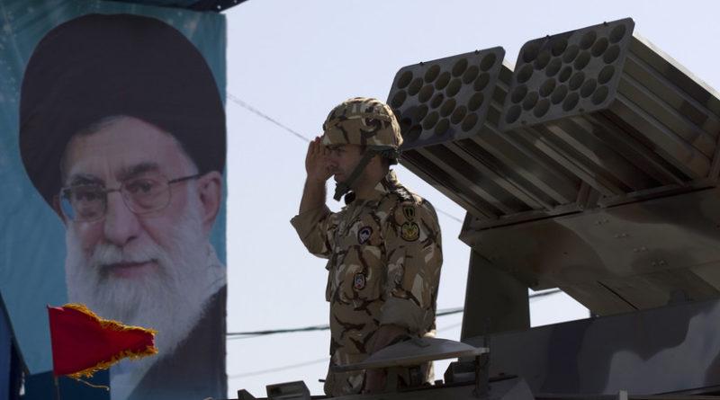 """""""Todos nuestros drones regresaron a sus bases"""": El Ejército de Irán desmiente que EE.UU. haya derribado su aeronave."""