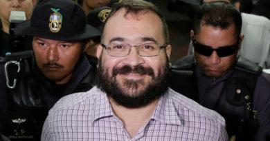 Tribunal mexicano suspende sentencia contra el exgobernador Javier Duarte, símbolo de la corrupción