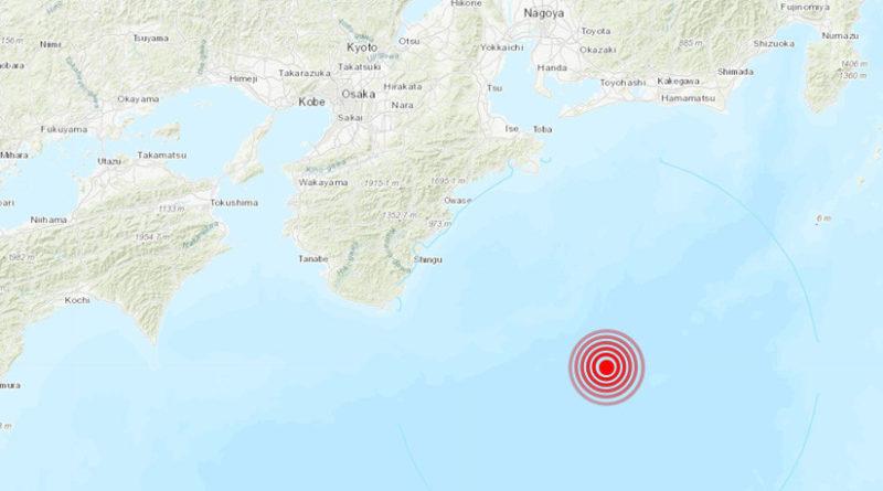 Terremoto de magnitud 6,3 cerca de las costas de Japón