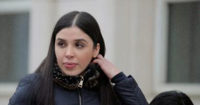 La esposa de 'El Chapo' se va de vacaciones a Italia tras la sentencia contra el exlíder del Cártel de Sinaloa