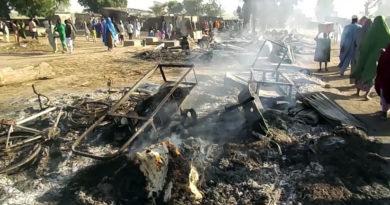 Ascienden a 65 los asesinados por Boko Haram tras un funeral en Nigeria