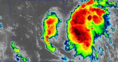 La tormenta tropical Erick se convierte en huracán en el Pacífico