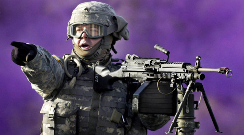 El Ejército de EE.UU. desarrolla una familia de municiones de próxima generación