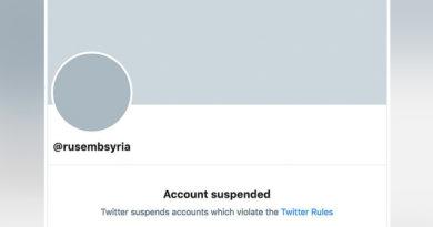 """""""Violación flagrante de la libertad de expresión"""": Moscú condena a Twitter por la suspensión de la cuenta de su Embajada en Siria"""