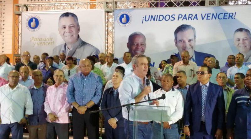 DICE: Luis Abinader vaticina ganará elecciones con 20% por encima de cualquier candidato PLD