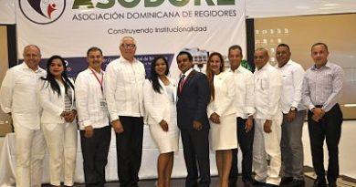 ASOCIACIÓN DOMINICANA DE REGIDORES REALIZA 1ER CONGRESO NACIONAL