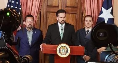 Abogados: Hay bases para destituir a gobernador de Puerto Rico