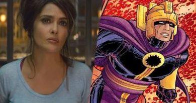 Actriz mexicana Salma Hayeek será Ajak, el cual aparecerá en la película The Eternals
