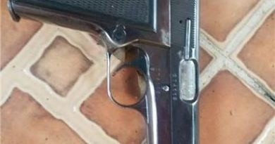 Agente retirado de la PN se suicida de un disparo en Bonao