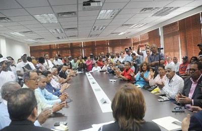 Alcaldía Santo Domingo Este inicia los trabajos del Presupuesto Participativo del año 2020