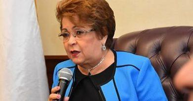 Alejandrina Germán aclara no se ha referido a situación precandidatos PLD