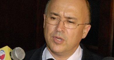 Brito, confiado en que el presidente Medina se inclinará por sus aspiraciones presidenciales