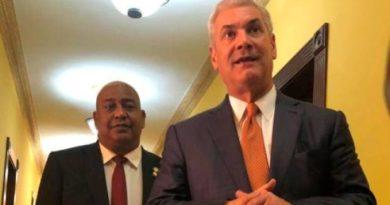 Gonzalo Castillo anuncia su decisión de competir por la candidatura presidencial del PLD