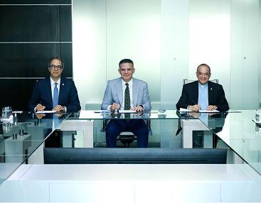 CONEP, PUCMM y Fundación Popular acuerdan impulsar gestión empresarial social y ambientalmente sostenible