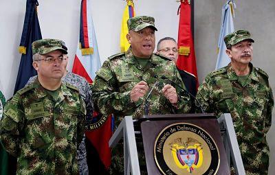 Capturan a 8 de los más buscados por muerte de líderes sociales en Colombia