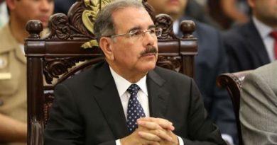 TENCIÓN: Presidente Danilo Medina hablará al país esta noche